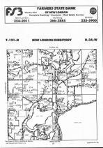 New London T121N-R34W, Kandiyohi County 1991